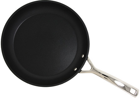 """Le Creuset Forged Hard-Anodized 11"""" Shallow Fry Pan"""
