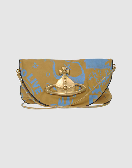 Vivienne Westwood ETHICAL FASHION AFRICA Small fabric bag
