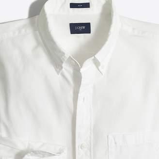 J.Crew Factory Slim washed shirt
