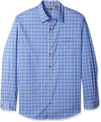 Van Heusen Men's Tall Traveler Stretch Non Iron Long Sleeve Shirt