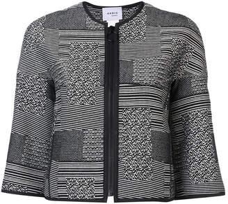 Akris Punto cropped jacket