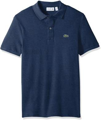 Lacoste Men's Slim Fit Petit Pique Polo Shirt