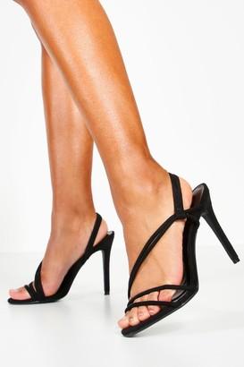 2971a9872a20 Asymmetric Strap Heel - ShopStyle UK