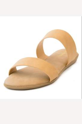 Bamboo Natural Classic Sandals