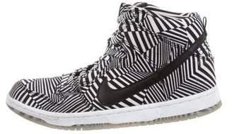Nike Dunk High Premium SB Skate Sneakers