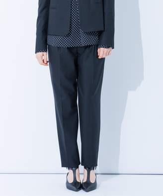 Calvin Klein (カルバン クライン) - CK CALVIN KLEIN WOMEN 【2018SS】ハイテンションストレッチクロップド パンツ(C)FDB