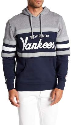 Mitchell & Ness New York Yankees Head Coach Hoodie