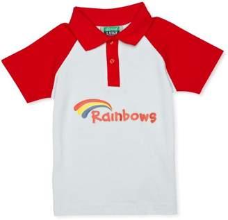 Rainbow Polo Girl's Shirt