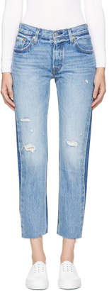 Levi's Levis Blue 501 Original Jeans