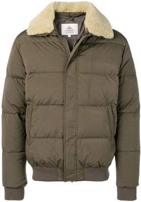 Pyrenex padded bomber jacket