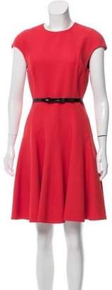 Jason Wu Belted A-line Dress