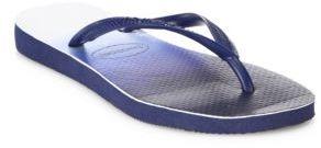 Havaianas Slim Dip-Dye Rubber Flip Flops $28 thestylecure.com