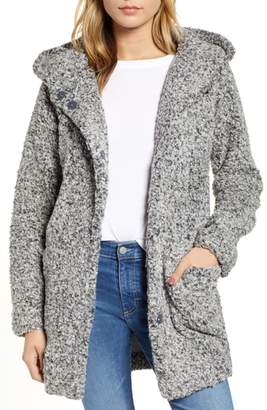 Dylan Teddy Bear Faux Shearling Coat
