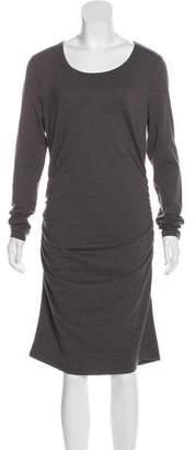 MICHAEL Michael Kors Long Sleeve Midi Dress w/ Tags