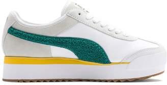 Puma Roma Amor Heritage Suede Training Sneakers