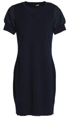 Love Moschino Wool Mini Dress