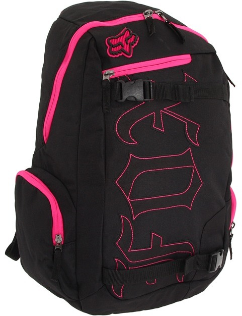 Fox Born Free Backpack (Fuchsia) - Bags and Luggage
