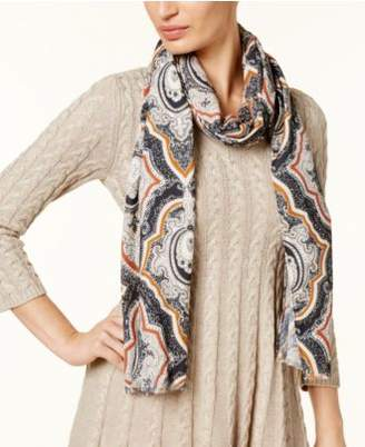 Echo Paisley Wrap & Scarf in One, Created for Macy's