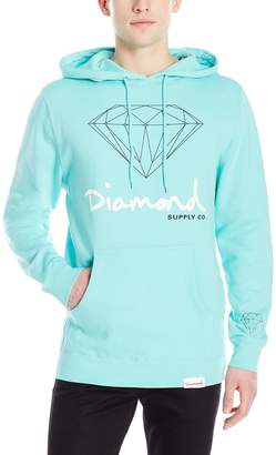 Diamond Supply Co. Men's Og Script Brilliant Pullover Hoodie