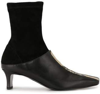 Salondeju square toe boots