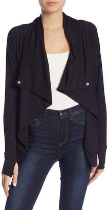 Joe Fresh Cowl Neck Cardigan