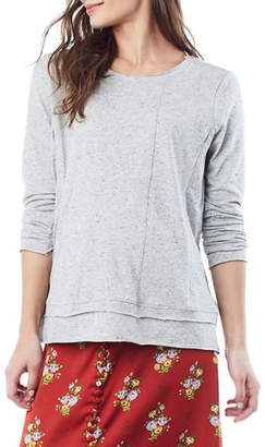 Loyal Hana Maternity Christy Long-Sleeve Top