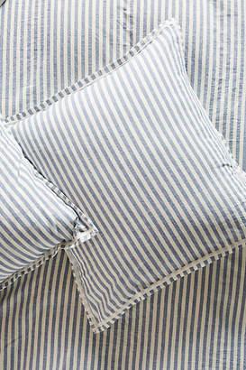Anthropologie Relaxed Cotton-Linen Euro Sham