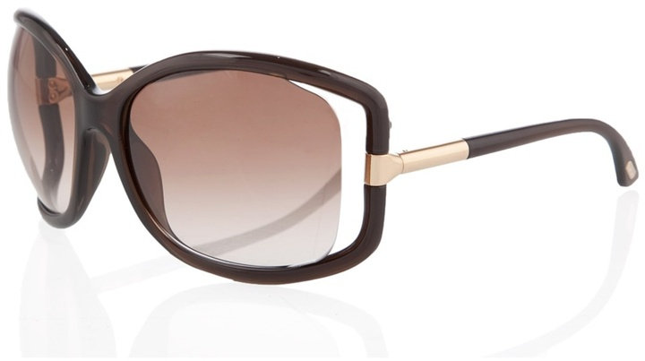 TOM FORD - Squared off sunglasses