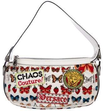 Versace Chaos Couture Handle Bag