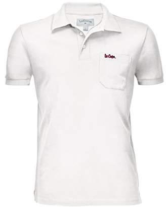 Lee Cooper Men's om55635-016 Polo Shirt,(Manufacturer Size: )