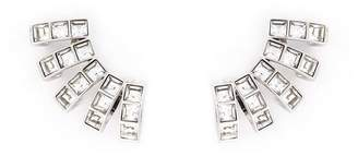 Ca&Lou glass multiple cuff earrings