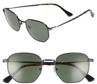Persol Irregular 52mm Sunglasses