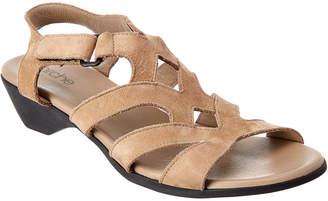 Arche Obela Suede Sandal