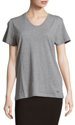 Soft Cotton Short-Sleeve Tee