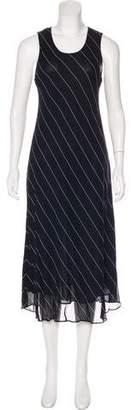 Ralph Lauren by Ralph Sleeveless Midi Dress