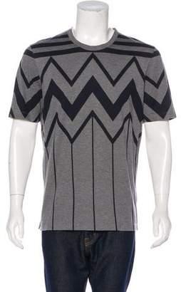 Louis Vuitton Graphic Print T-Shirt