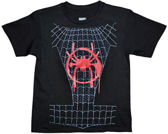 Spiderman Novelty T-Shirts Boys Crew Neck Short Sleeve Graphic T-Shirt - Preschool / Big Kid