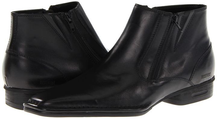 Kenneth Cole Reaction Central Plan (Black) - Footwear