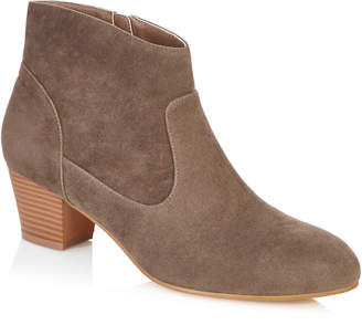Long Tall Sally LTS Chelle Causal Ankle Boots