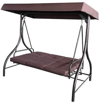 Winston Porter Lasalle Canopy Patio Porch Swing