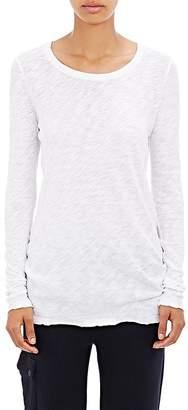 ATM Anthony Thomas Melillo Women's Slub Jersey Long-Sleeve T-Shirt