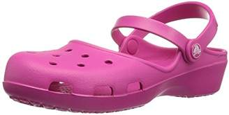 Crocs Women''s KarinClog Clogs,34-35