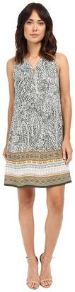 Christin Michaels Zip Front Challi Dress $64 thestylecure.com