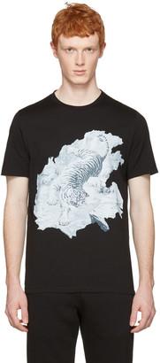 Maison Margiela Black Tiger T-Shirt $360 thestylecure.com