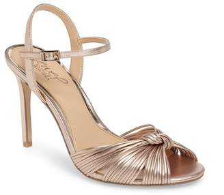 Badgley Mischka Lady Ankle Strap Sandal