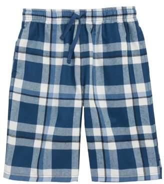 Tucker + Tate Plaid Flannel Sleep Shorts