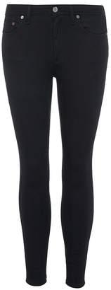 Acne Studios 'Climb' cropped skinny jeans