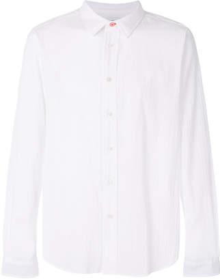 Paul Smith check-cuff shirt