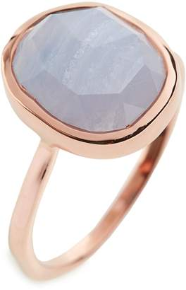 Monica Vinader Siren Medium Semiprecious Stone Stacking Ring