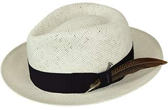 Bailey Of Hollywood Men's Outen Fedora Trilby Hat